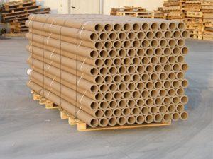 produzione di tubi e anime in cartone