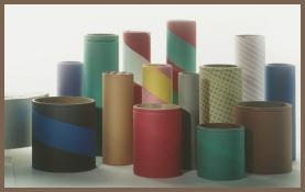 Imballaggio tubi di cartone