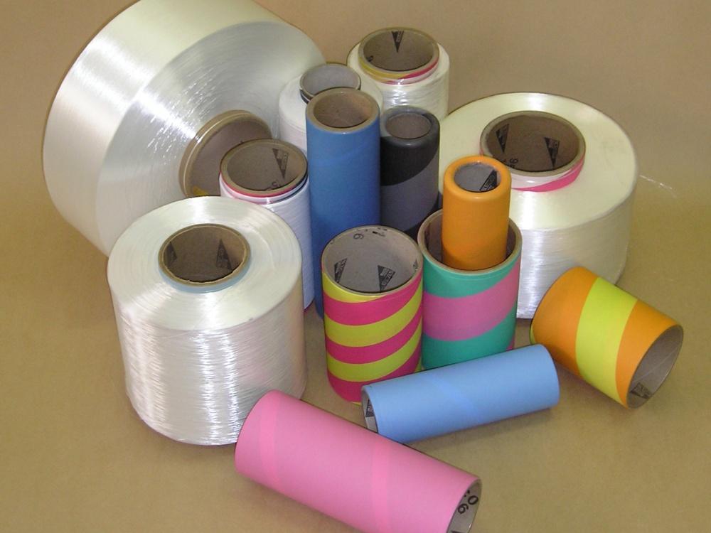 Tubi e anime tessili in cartone