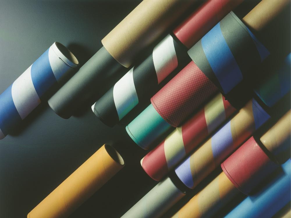Tubi e bobine tessili in cartone