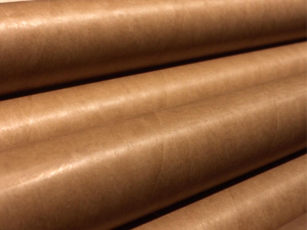 Tubi e Anime di cartone rettificati industriali