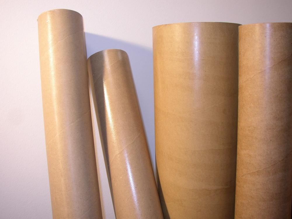 Anime e tubi di cartone rettificati di qualità
