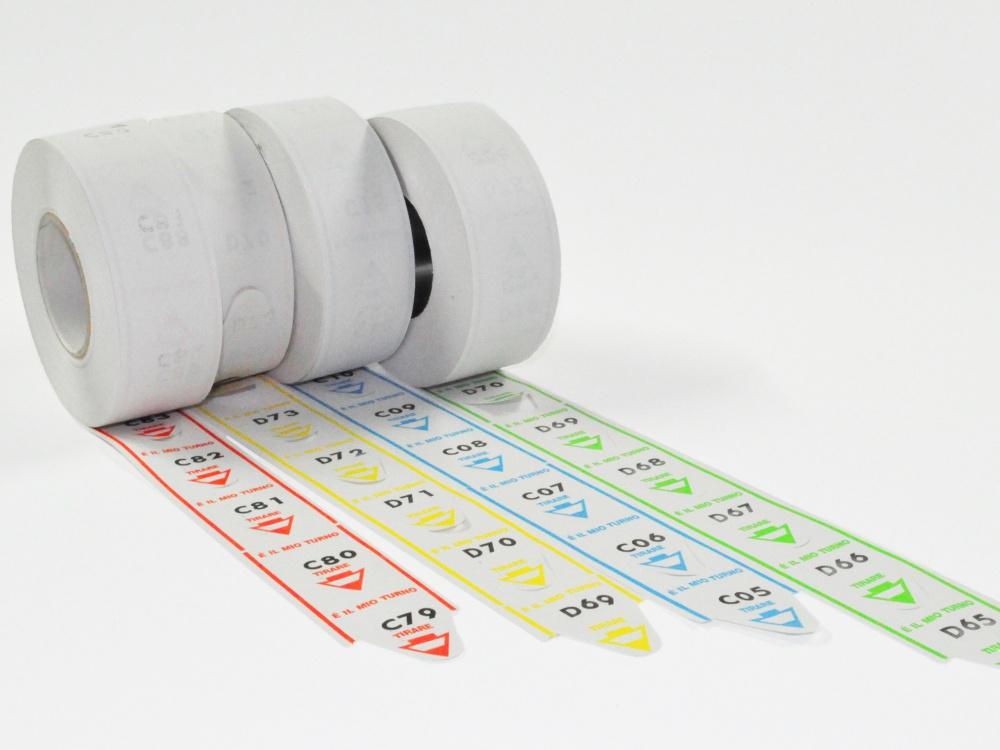 Anelli per Etichette e Adesivi