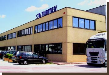 Tubitex: produzione tubi cartone per tessuti