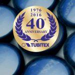40 anni Tubitex - Fornitore tubi cartone industriale